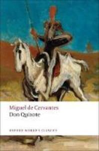 Don Quixote de la Mancha - Miguel de Cervantes Saavedra - cover
