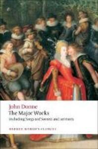 John Donne - The Major Works - John Donne - cover