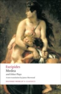 Medea and Other Plays - Euripides - cover