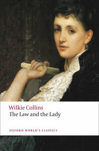 The Law and the Lady - Wilkie Collins - cover