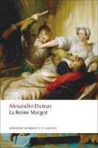 La Reine Margot - Alexandre Dumas - cover