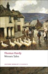 Wessex Tales - Thomas Hardy - cover