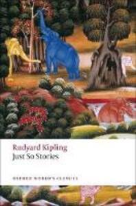Just So Stories for Little Children - Rudyard Kipling - cover