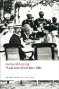 Plain Tales from the Hills - Rudyard Kipling - cover
