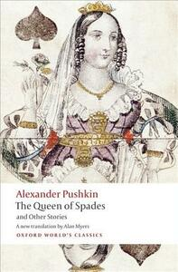 The Queen of Spades and Other Stories - Alexander Pushkin - cover
