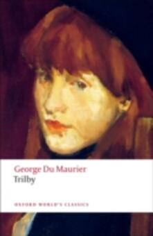 Trilby - George Du Maurier - cover
