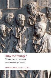 Complete Letters - Pliny the Younger - cover