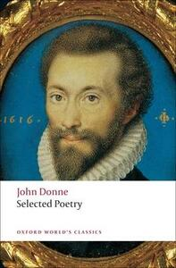 Selected Poetry - John Donne - cover