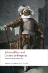 Cyrano de Bergerac - Edmond Rostand - cover
