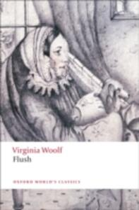 Flush - Virginia Woolf - cover