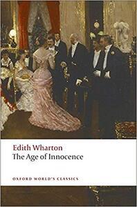 The Age of Innocence - Edith Wharton - cover