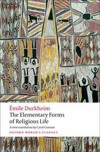 The Elementary Forms of Religious Life - Emile Durkheim - cover