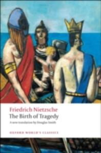 The Birth of Tragedy - Friedrich Nietzsche - cover