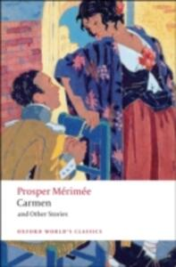 Carmen and Other Stories - Prosper Merimee - cover