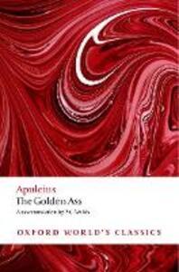 The Golden Ass - Apuleius - cover