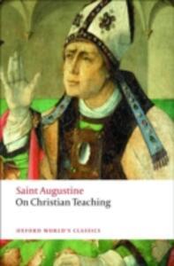 On Christian Teaching - Edmund Augustine - cover