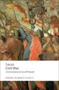 Civil War - Lucan - cover