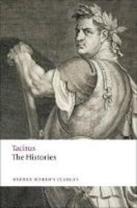 The Histories - Cornelius Tacitus - cover