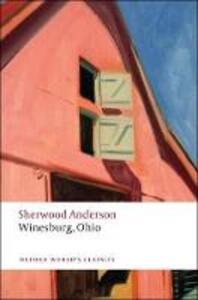 Winesburg, Ohio - Sherwood Anderson - cover