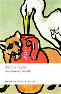 Aesop's Fables - Aesop - cover