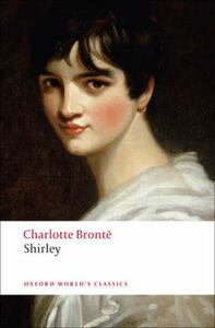 Shirley - Charlotte Bronte - cover