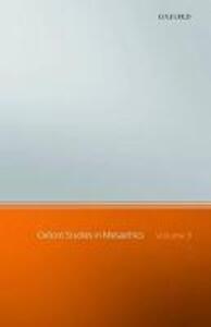 Oxford Studies in Metaethics: Volume III - cover