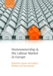 Homeownership and the Labour Market in Europe - cover