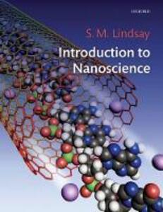 Introduction to Nanoscience - Stuart Lindsay - cover