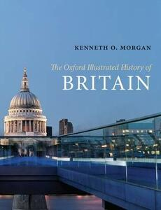 The Oxford Illustrated History of Britain - cover