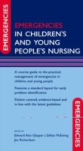 Emergencies in Children's and Young People's Nursing - cover
