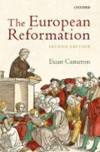 The European Reformation - Euan K. Cameron - cover