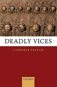 Deadly Vices - Gabriele Taylor - cover