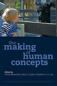 The Making of Human Concepts - cover
