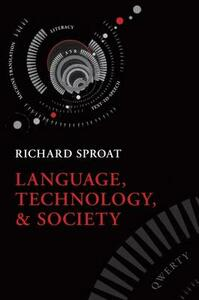 Language, Technology, and Society - Richard Sproat - cover
