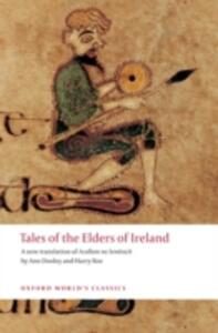 Tales of the Elders of Ireland - cover