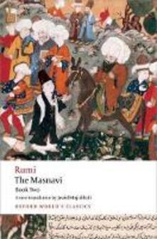 The Masnavi, Book Two - Jalal al-Din Rumi - cover