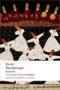 The Masnavi, Book One - Jalal al-Din Rumi - cover
