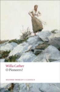 O Pioneers! - Willa Cather - cover