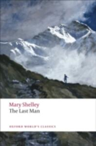 The Last Man - Mary Wollstonecraft Shelley - cover