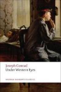 Under Western Eyes - Joseph Conrad - cover