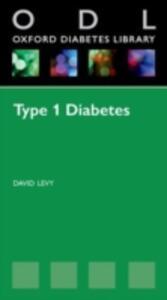 Type 1 Diabetes - David Levy - cover