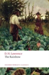 The Rainbow - D. H. Lawrence - cover