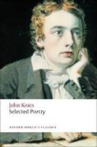 Selected Poetry - John Keats - cover