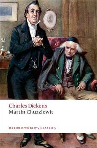 Martin Chuzzlewit - Charles Dickens - cover