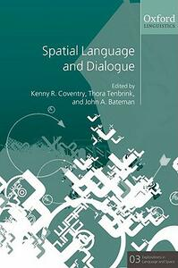 Spatial Language and Dialogue - cover