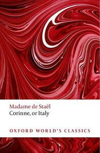 Corinne: or Italy - Madame De Stael - cover