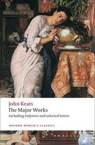 John Keats: Major Works - John Keats - cover