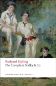 The Complete Stalky & Co - Rudyard Kipling - cover