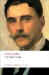The American - Henry James - cover