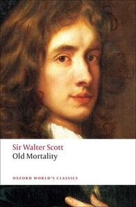 Old Mortality - Walter Scott - cover